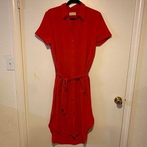 Rachel Parcell shirt dress XL